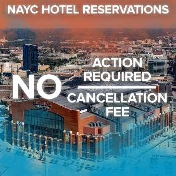 NACY 2021 se cancela