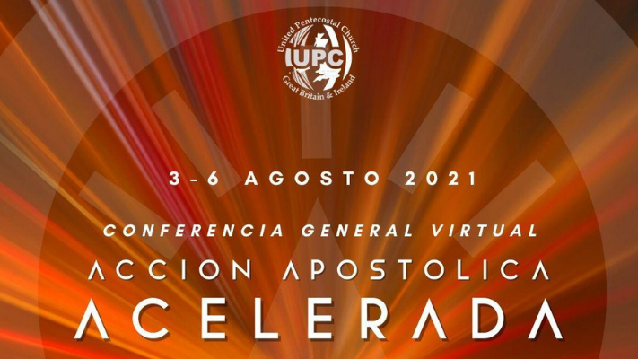 Conferencia General Virtual Acción Apostólica Acelerada