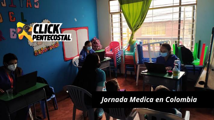 Jornada Medica Worldwide Pentecostales en Colombia